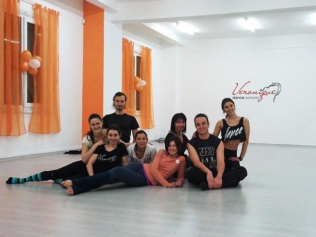 За школа по танци Вероник