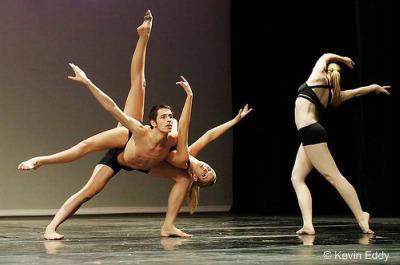 техники в съвременния танц