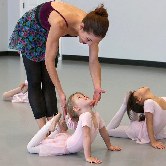 танци за деца