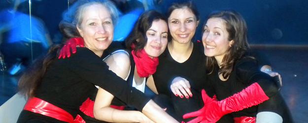 нови групи по джаз балет