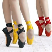 обувки за балет палци
