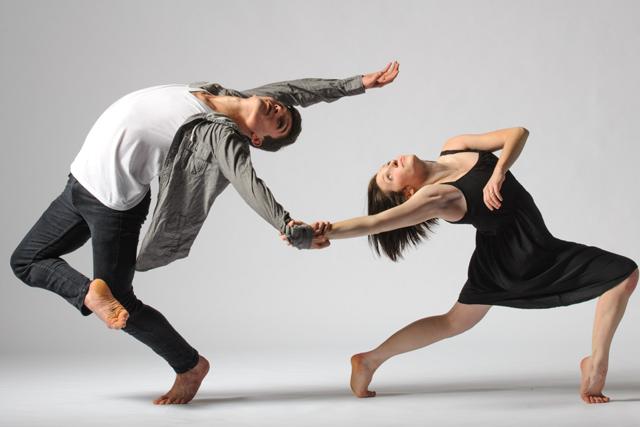 съвременен танц