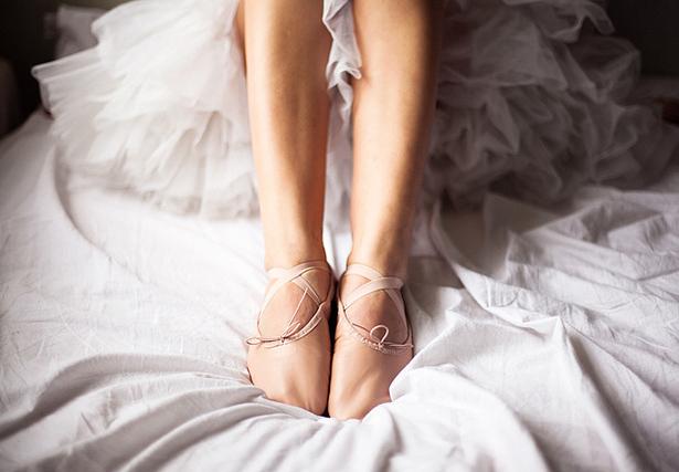 туфли обувки за балет