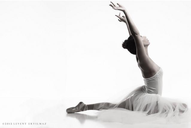 балерина палци