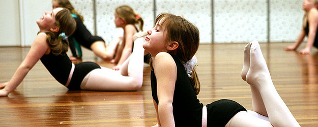 Балет за деца