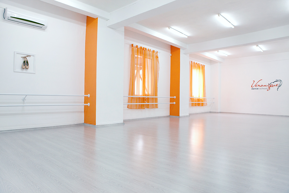Зала за танци на Школа по танци Вероник