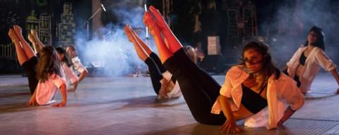 нова група по джаз балет