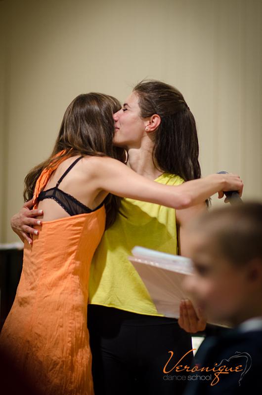 Концерт на Школа по танци VeroniQue 2014